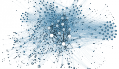 Social Network Analysis Visualization by MartinGrandjean CC BY-SA 3.0